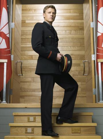 Chris Egan in Kings.