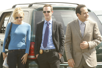 Traylor Howard, Jason Gray-Stanford, Tony Shalhoub.