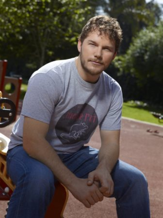 Chris Pratt of Parks and Recreation