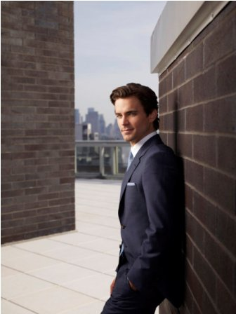 Matthew Bomer as Neal Caffrey