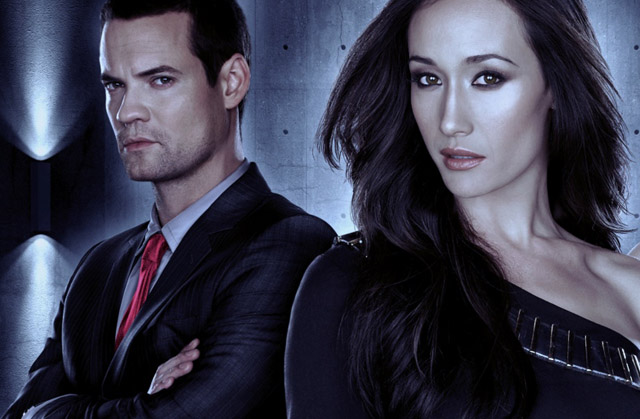 Shane West and Maggie Q of 'Nikita'