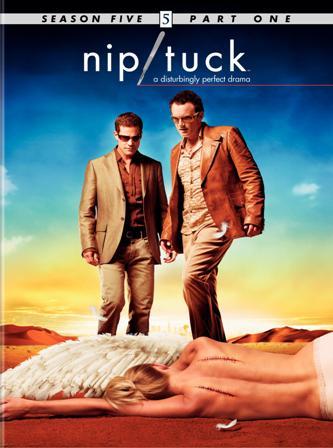 Nip/Tuck: Season Five was released by Warner Brothers Home Video on December 30th, 2008.