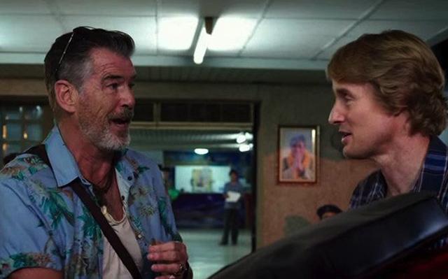 Pierce Brosnan, Owen Wilson