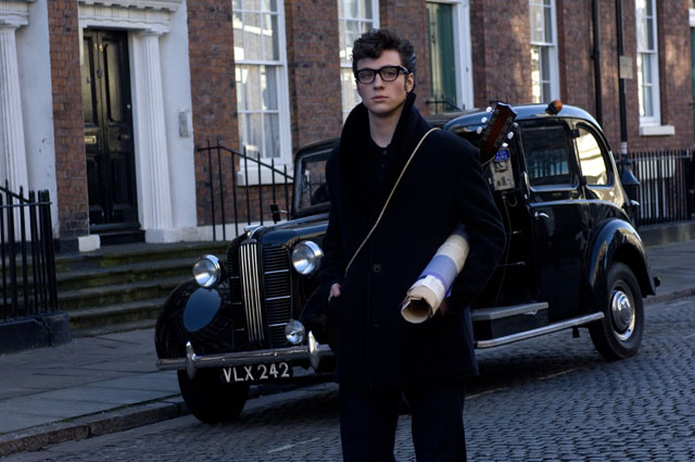 The Lad Who Rocked the World: Aaron Johnson as John Lennon in 'Nowhere Boy'