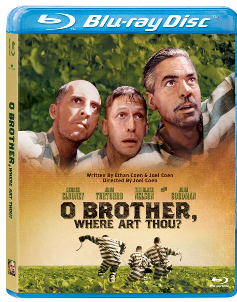 O Brother, Where Art Thou was released on Blu-ray on September 13th, 2011