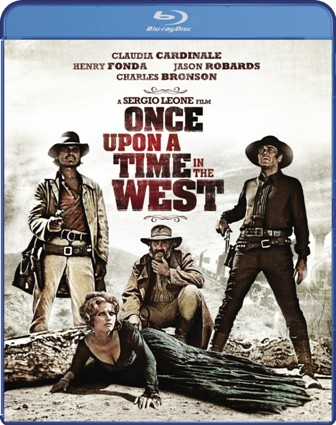 Once Upon a Time in the West was released on Blu-Ray on May 31, 2011