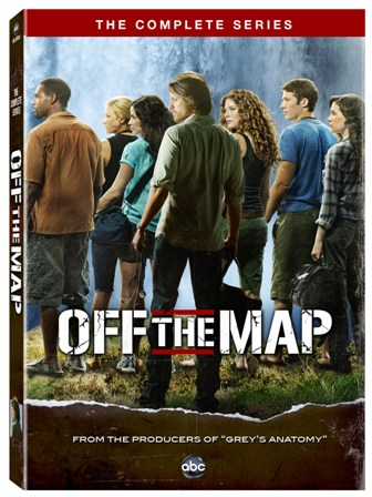 Off the Map: The Complete Series was released on DVD on August 23rd, 2011