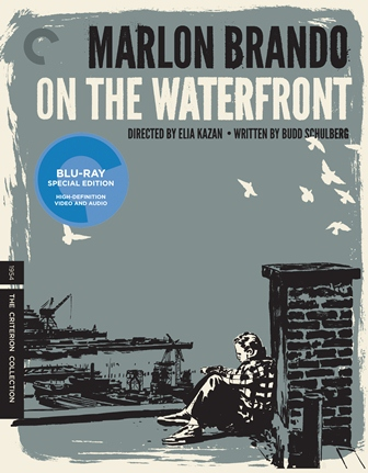 On the Waterfront was released on Criterion Blu-ray and DVD on February 19, 2013