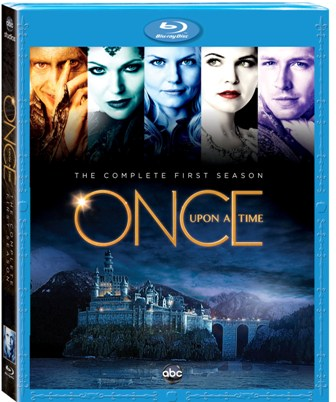 Once Upon a Time: The Complete First Season was released on Blu-ray and DVD on August 28, 2012