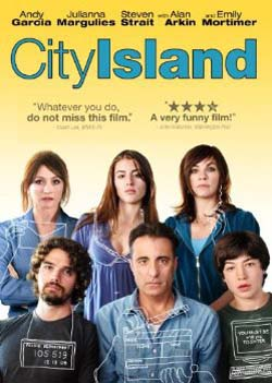 City Island was released on Blu-Ray and DVD on Aug. 24th, 2010.