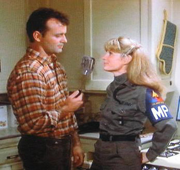 Bill Murray, P.J. Soles