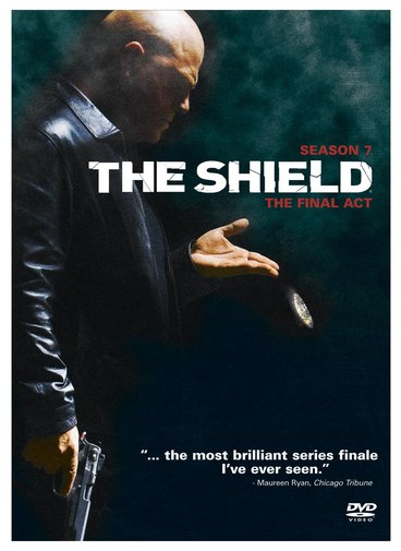 The Shield: Season Seven was released on DVD on June 9th, 2009.