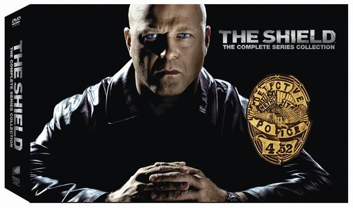 The Shield: The Complete Series Collection was released on DVD on November 3rd, 2009.