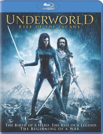 Underworld: Rise of the Lycans was released on Blu-Ray on May 12th, 2009.