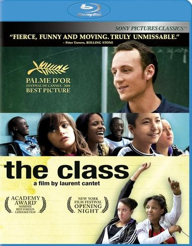 The Class was released on Blu-Ray on August 11th, 2009.