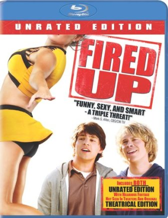 Fired Up was released on Blu-Ray on June 9th, 2009.