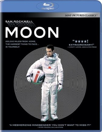 Moon was released on Blu-Ray and DVD on January 12th, 2010.