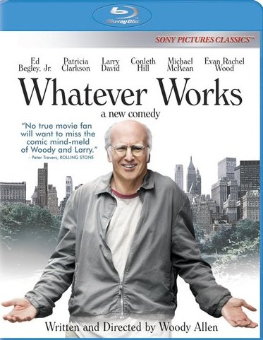 Whatever Works was released on Blu-Ray and DVD on October 27th, 2009.