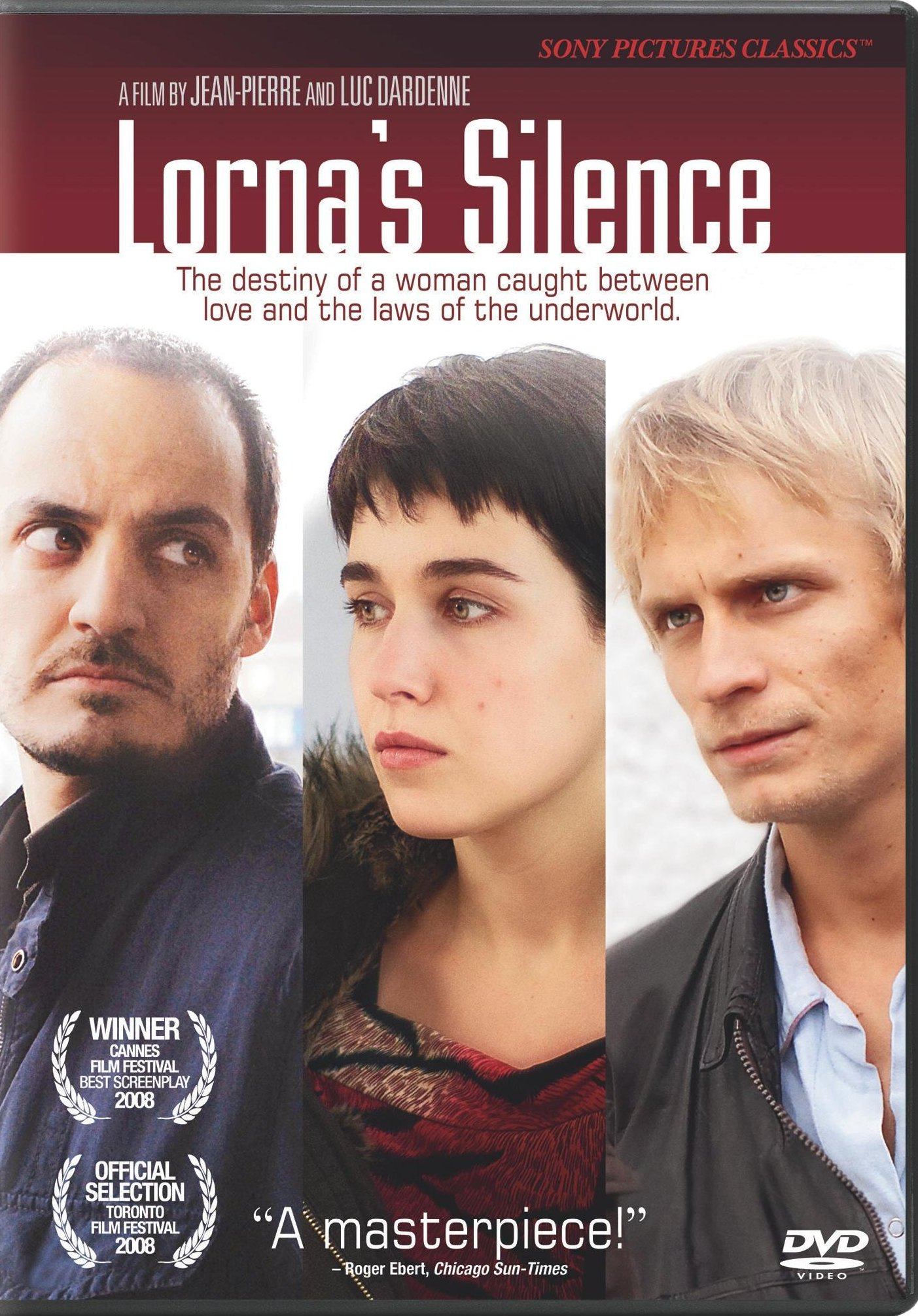 Lorna's Silence was released on DVD on January 5th, 2010.