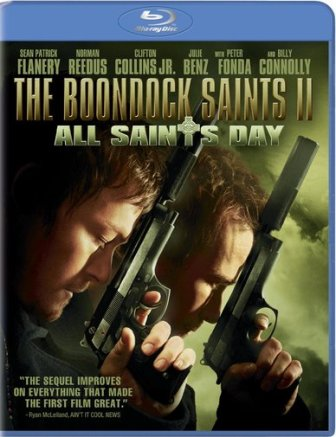 Boondock Saints II: All Saints Day was released on Blu-ray and DVD on March 9th, 2010.