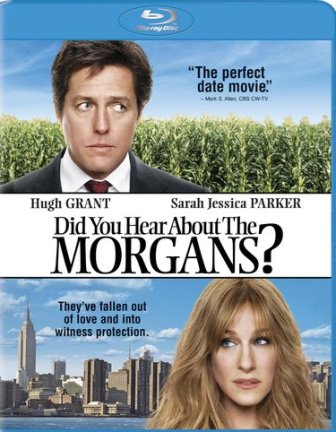Did You Hear About the Morgans? was released on Blu-ray and DVD on March 16th, 2010.