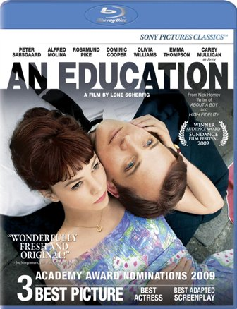 An Education was released on Blu-ray and DVD on March 30th, 2010.