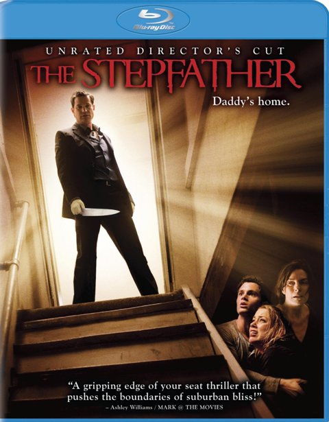 The Stepfather was released on Blu-ray and DVD on February 9th, 2010.