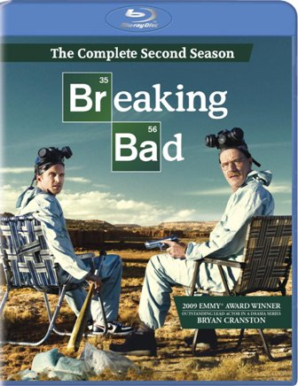 Breaking Bad: Season Two was released on Blu-ray on March 16th, 2010.