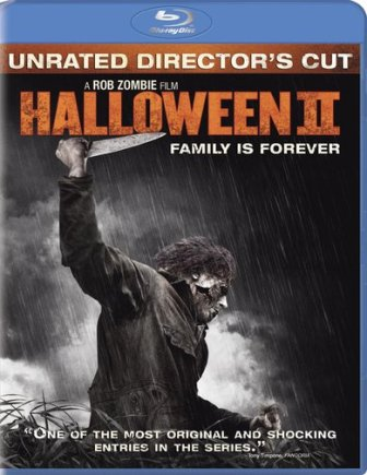 Halloween 2 was released on Blu-ray and DVD on January 12th, 2010.
