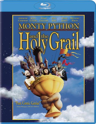 Monty Python and the Holy Grail was released on Blu-ray on March 6, 2012