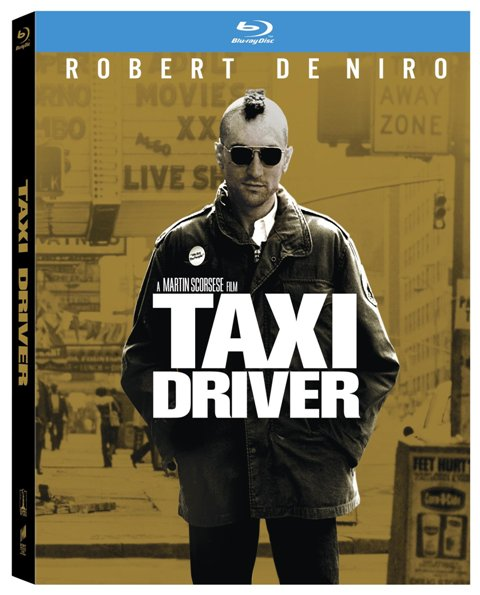 Taxi Driver was released on Blu-Ray on April 5th, 2011