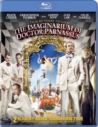 The Imaginarium of Doctor Parnassus will be released on DVD and Blu-Ray on April 27th, 2010.