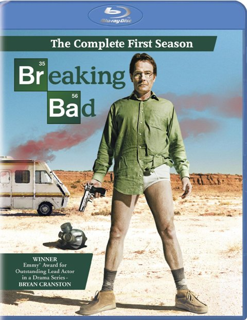 Breaking Bad: Season One was released on Blu-ray on March 16th, 2010.