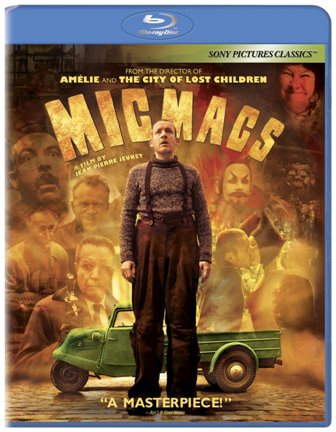 Micmacs will be released on Blu-ray and DVD on December 14th, 2010