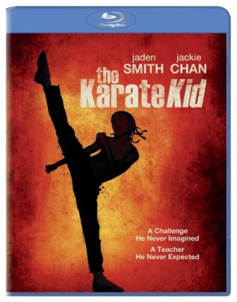 The Karate Kid was released on Blu-Ray and DVD on Oct. 5, 2010.