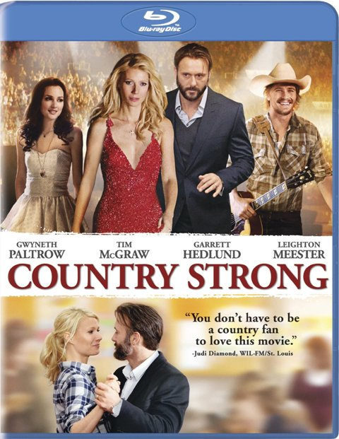 Country Strong was released on Blu-Ray and DVD on April 12th, 2011