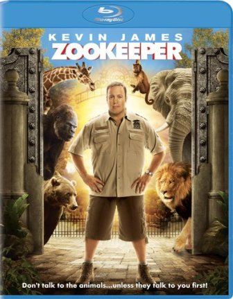 Zookeeper was released on Blu-ray and DVD on October 11th, 2011