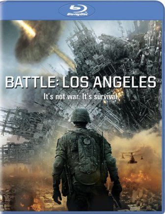 Battle: Los Angeles was released on Blu-ray and DVD on June 14th, 2011