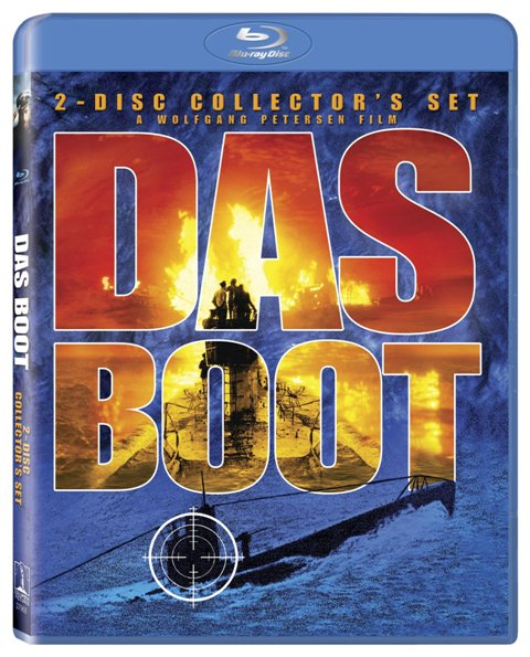 Das Boot was released on Blu-ray on July 5th, 2011