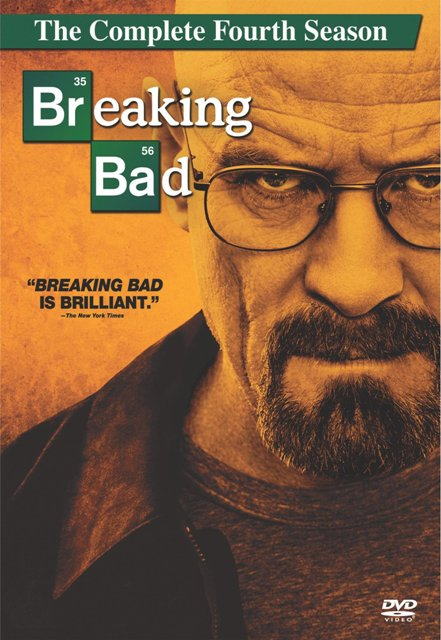 Breaking Bad: Season Four was released on Blu-ray and DVD on June 5, 2012