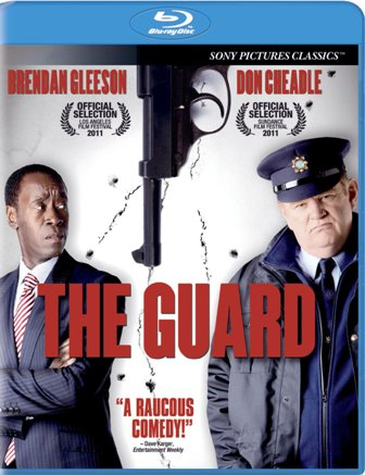 The Guard was released on Blu-ray and DVD on January 3, 2012
