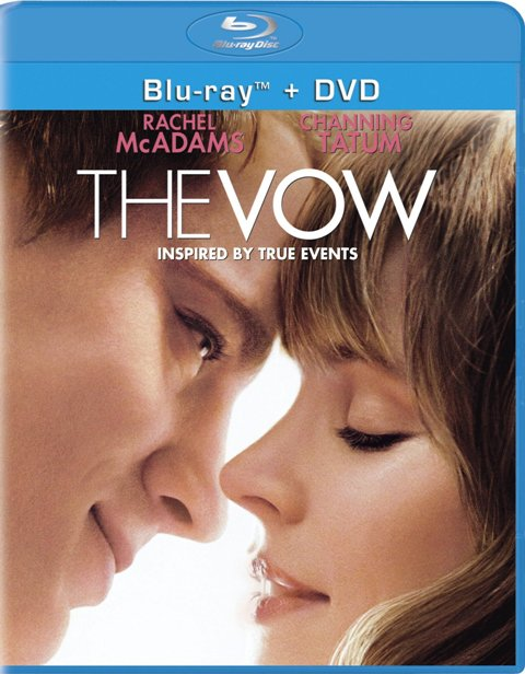 The Vow was released on Blu-ray and DVD on May 8, 2012