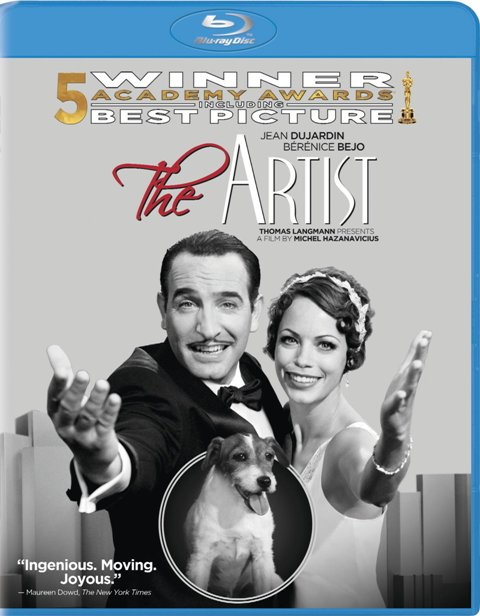 The Artist was released on Blu-ray and DVD on June 26, 2012