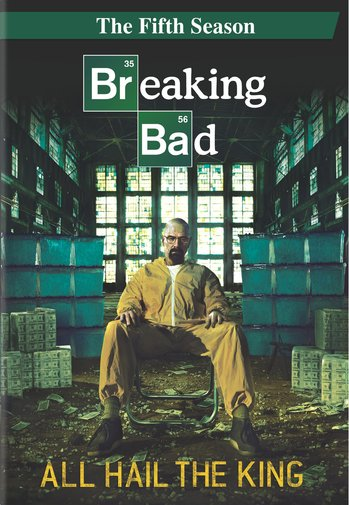 Breaking Bad: The Fifth Season was released on Blu-ray and DVD on June 4, 2013