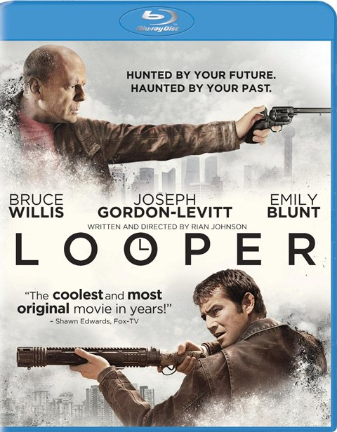Looper was released on Blu-ray and DVD on December 31, 2012