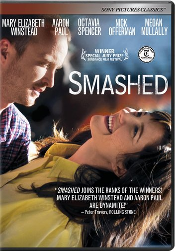 Smashed was released on Blu-ray and DVD on March 5, 2013