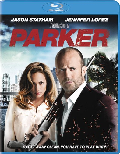 Parker was released on Blu-ray and DVD on May 21, 2013