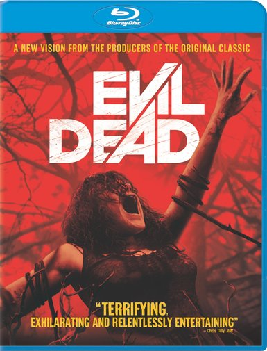 Evil Dead was released on Blu-ray and DVD on July 16, 2013