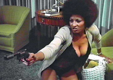 Pam Grier Doing Her Thing in 'Coffy'