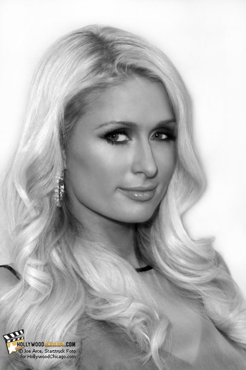 Paris Hilton in Chicago, June 15, 2011, Promoting 'The World According to Paris'